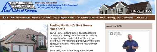 best Portland roofing contractor