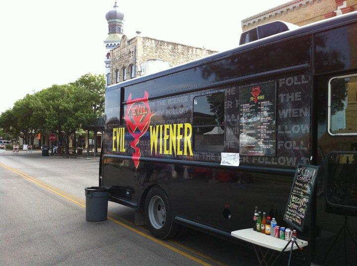 Evil Wiener Austin Food Truck
